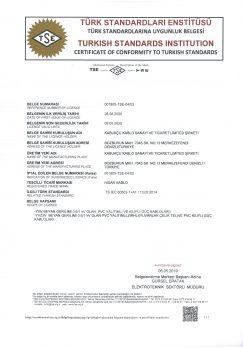 TSE IEC 60502-1
